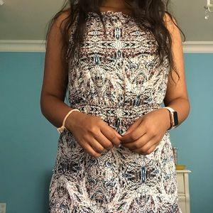 BCBGeneration Summer midi dress